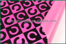 China supplier For home-use Flexible luxurious waterproof fabric