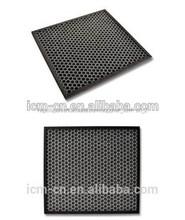 filtro de aire del coche de calidad de los vehículos del filtro de cartucho