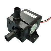 Electric Mini Submersible Pump Brushless 3v 5v 7v 9v 12v 24v Dc Water Pump For Fish Tank