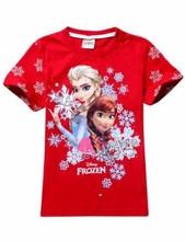 2015 custom Children tshirt with frozen tshirt