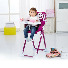2015 hot model high quality folding portable baby swing high chair