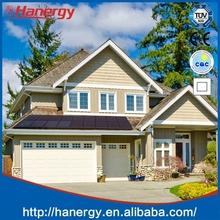 Hanergy solar system best price 3000w with solar panel kit 3kw