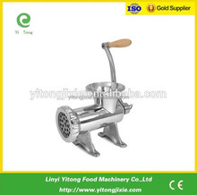 12#mini maunal meat grinder used mincer meat for sale