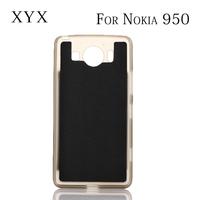 latest design durable flip leather mobile phone case for microsoft lumia 950