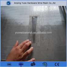 Hebei factory suppling stainless steel fine mesh net, Micro water filter mesh