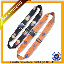 Top Qquality Polyester/Travel/Nylon Luggage Bag Belt/luggage belt with custom logo