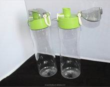Platic drinking water bottle/ 600ml plastic kids water bottle/BPA free plastic water bottle