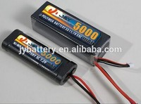 high quality SC Nimh 7.2V 5000mah RC helicopter battery