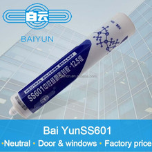 weatherproof silicon sealant, one component silicon sealant, waterproof silicon sealant