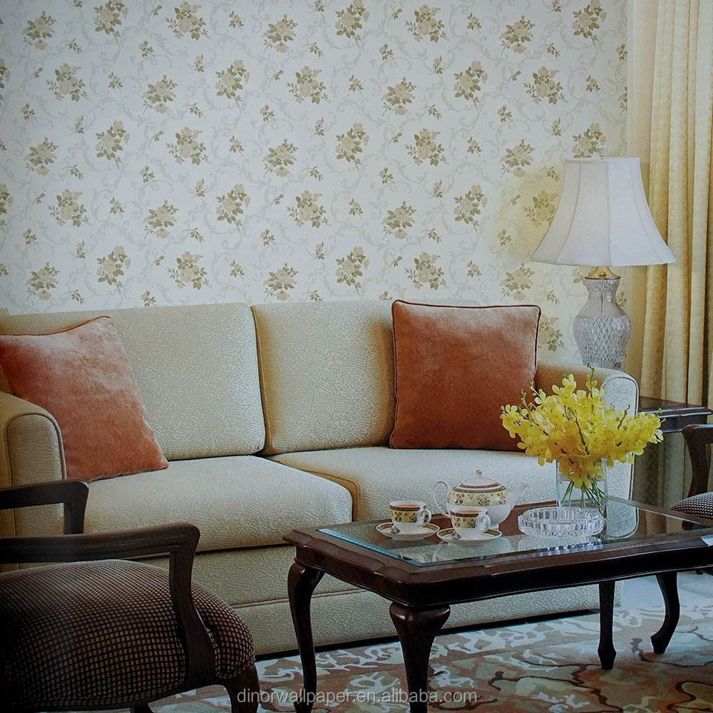 Pvc Self Adhesive Wallpaper