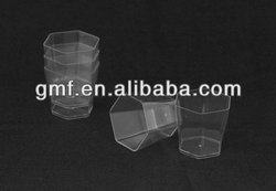 custom disposable plastic mugs and cups