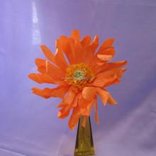2015 new product exquisite wedding silk names of orange flowers