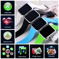 Ultrathin product design smart watch with bluetooth 4.0 smart watch, sport smart watches with Heart Rate Monitoring