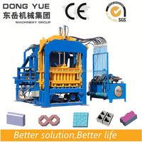 QT4-15 brick and block cuber price in india brick block machine