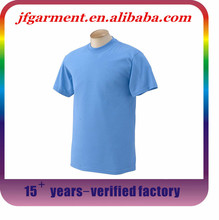 Custom garments export plain branded t-shirt