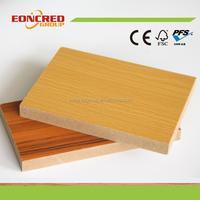 white melamine veneer mdf, mdf fiber board, recycle mdf board