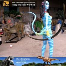 N-W-Y-911-life size dancing robot avatar