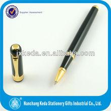 gorgeous baoer metal roller pen brands gift ball pen