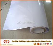 White glue self adhesive vinyl,screen printing film