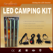 PanaTorch Replacement Fashionable Camping Decorative Light IP65 Waterproof PS-B5221A 2835 chip with magnetic