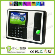 Easy Operation T9 Input Keypad Fingerprint Time Attendance Machine Price