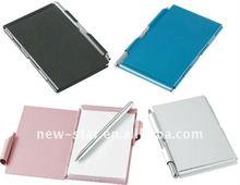 mini portátil de aluminio con la pluma nnb033