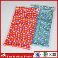 Customized Packed Microfiber Jewelry Packaging Bag