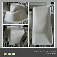 China supplier custom vacuum forming plastic products