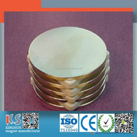 Rare Earth Flat Industrial Magnets For Sale