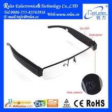 1080p Clear Fashion Glasses Camera Fashion and cool Full HD P