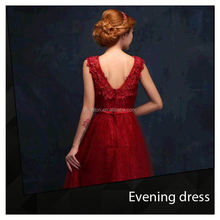 Halter Beaded Sexy Evening Dress