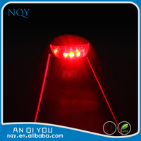 2015 hot sale laser bike light rear laser bike light