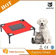 Metal Frame Dog Elevated Wholesale Iron Pet Bed for Dogs