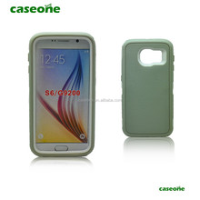 New arrival! Armor S6 case with intergrated screen film