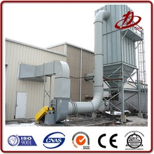 Pulses cleaning industrial heavy duty vacuum cleaner Overseas service center available dust collector
