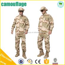 Hot vente océan camouflage, Usa militaire uniforme pour hommes