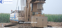 TR300 type pile foundation rotary drilling machine
