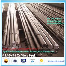 Alloy structural 4140,SCM440, 1.7225, 42CrMo4 steel round bar