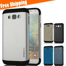 Slim Impact Hybrid Armor Hard Phone Case Cover for galaxy e7 case