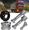 China High Quality Wheel Hub Bolt and Nut for Heavy Duty Truck Grade 12.9