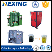 CASC technology enegy-saving oil recycling, oil processing, oil filtering machine