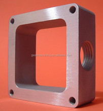 High Quality CNC Machining Fabrication For Forging Steel Parts