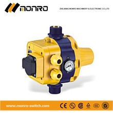 Monro 2015 EPC-5.1 automatic water pump controller for jet pump yellow/black/yellow