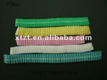 zhongtai branded disposable non woven SPP mob cap for medical and surgical use in hospitals