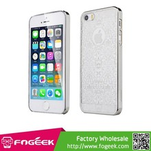 Hard Back Shell 0.75mm Royal Case for iPhone 5s 5