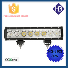 Outdoor 13.5 inch LED Light bar Cress car led light bulbs