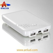 2012 HOT SALE ALD-P01 portable power bank charger 5000ma