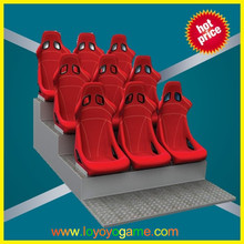 New business opportunities, new options luxury 9 seats 5d cinema & Electric system cinema 5d simulator