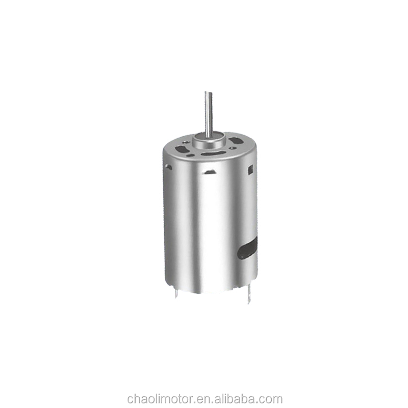 6V CL-RS380SH micro dc motor for vacuum cleaner