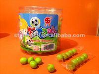 green apple bubble gum